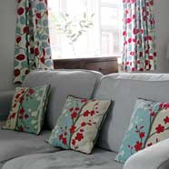 Available from Victoria Fabrics in Wotton-under-Edge.