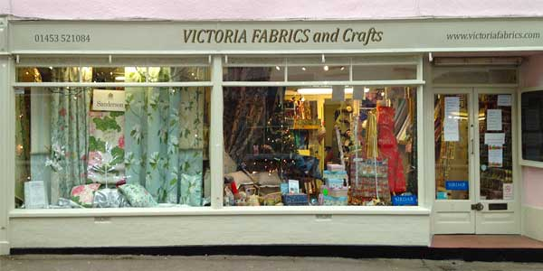 Victoria Fabrics - a local resource for needlecraft and dressmaking