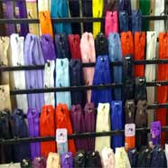 Zips in all sorts of colours and styles from Victoria Fabrics.