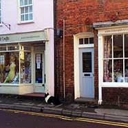 The opening of our new workshop next to Victoria Fabrics shopfront on Market Street has allowed us to offer an increased range of curtain-making and needlework services.