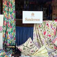 Sanderson - window display Spring 2016.